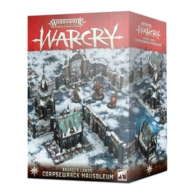 WarCry Warcry Ravaged Lands: Corpsewrack Mausoleum