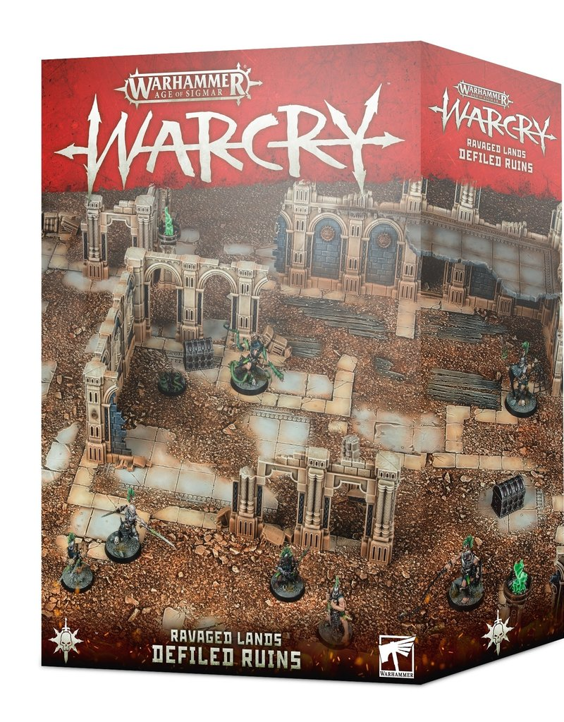 WarCry Warcry Ravaged Lands: Defiled Ruins