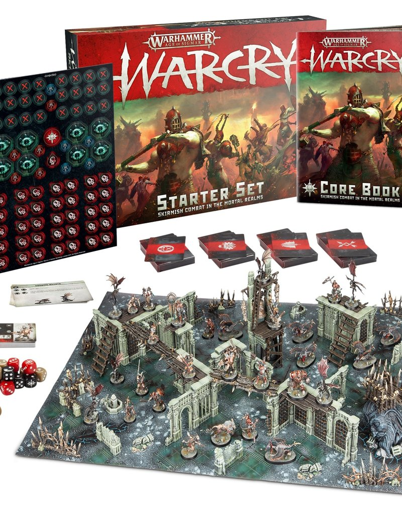 WarCry Warcry Starter Set