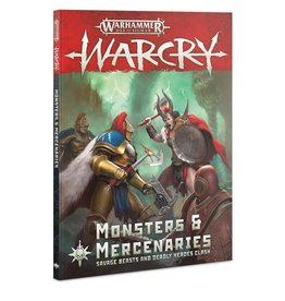 WarCry Warcry: Monsters & Mercenaries