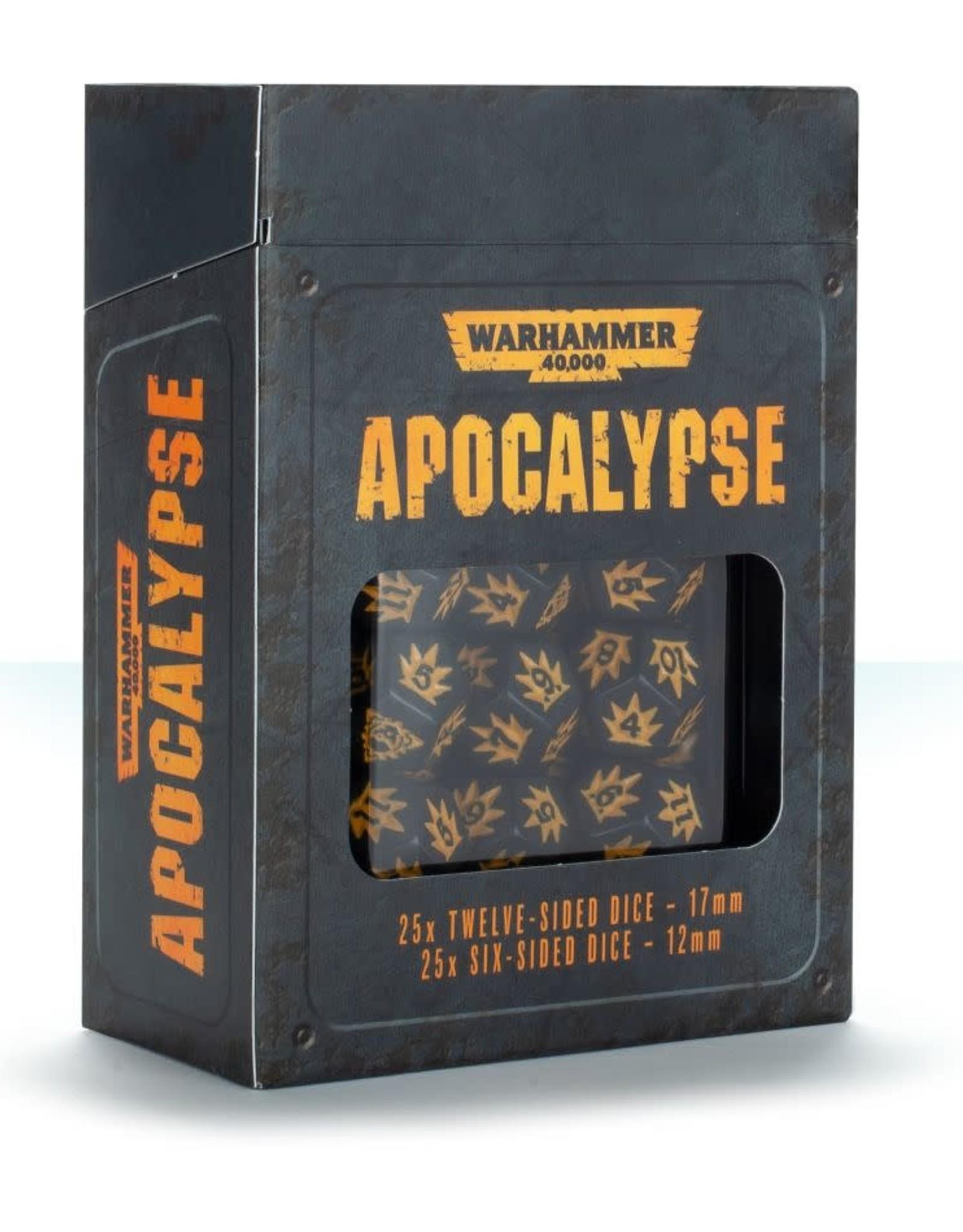 Warhammer 40K Warhammer 40K: Apocalypse Dice