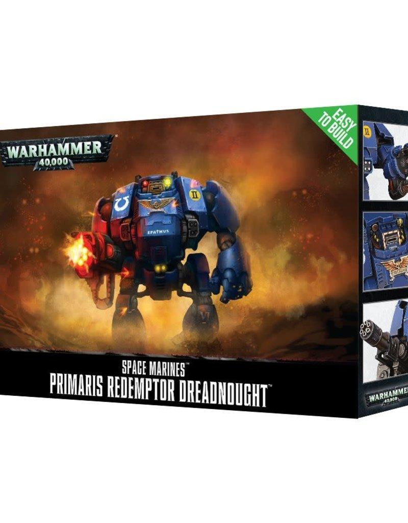 Warhammer 40K ETB Primaris Redemptor Dreadnought