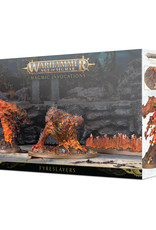 Age of Sigmar Fyreslayers Magmic Invocations