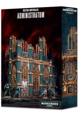 Warhammer 40K Sector Imperialis: Administratum