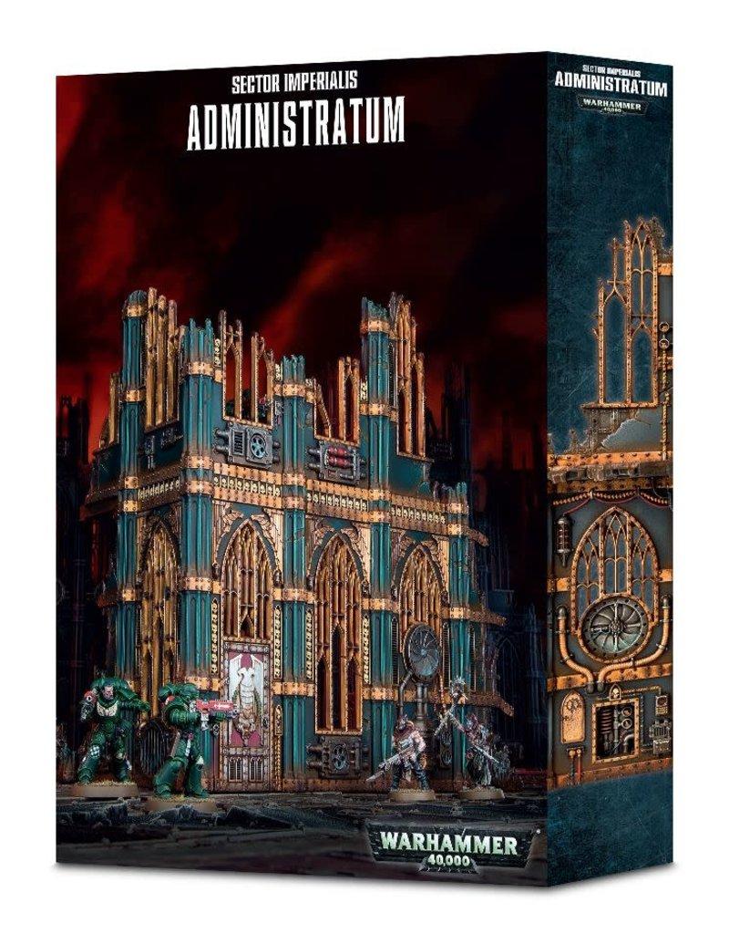 Warhammer 40K Sector Imperialis Administratum