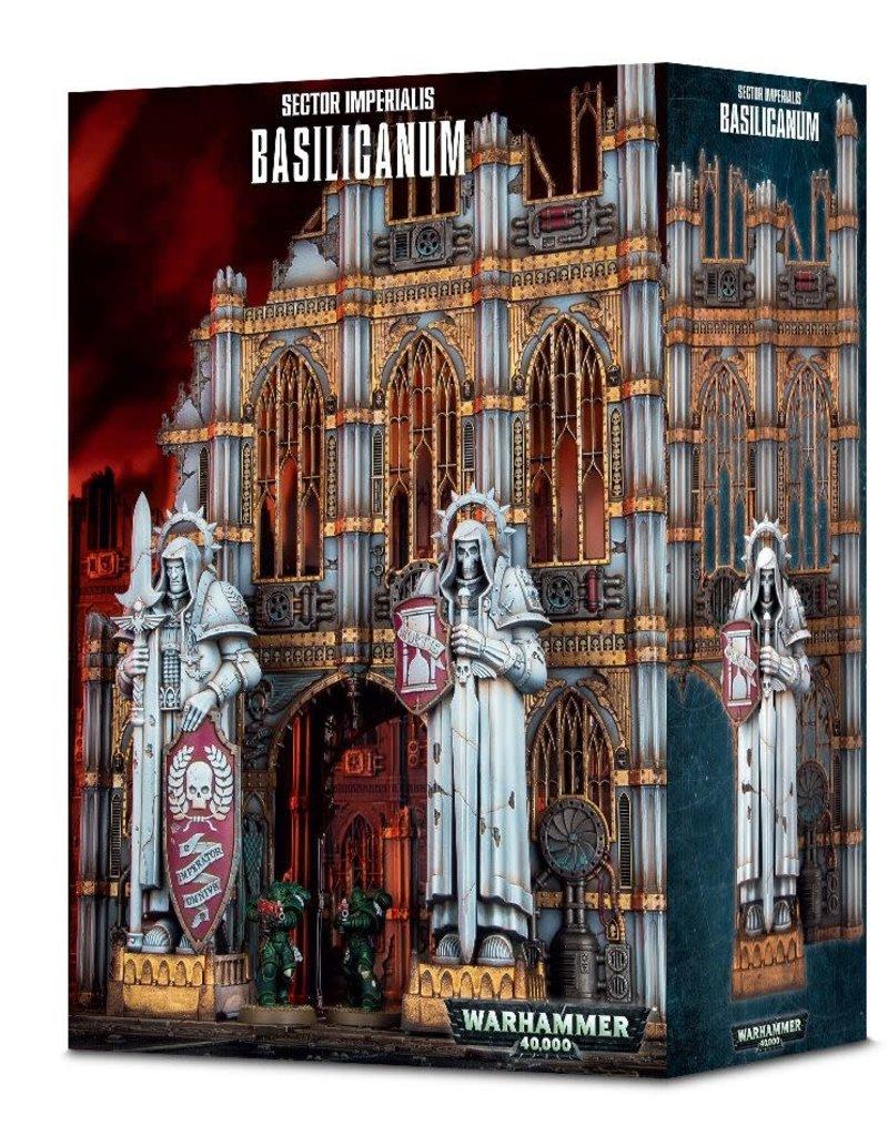 Warhammer 40K Sector Imperialis Basilicanum