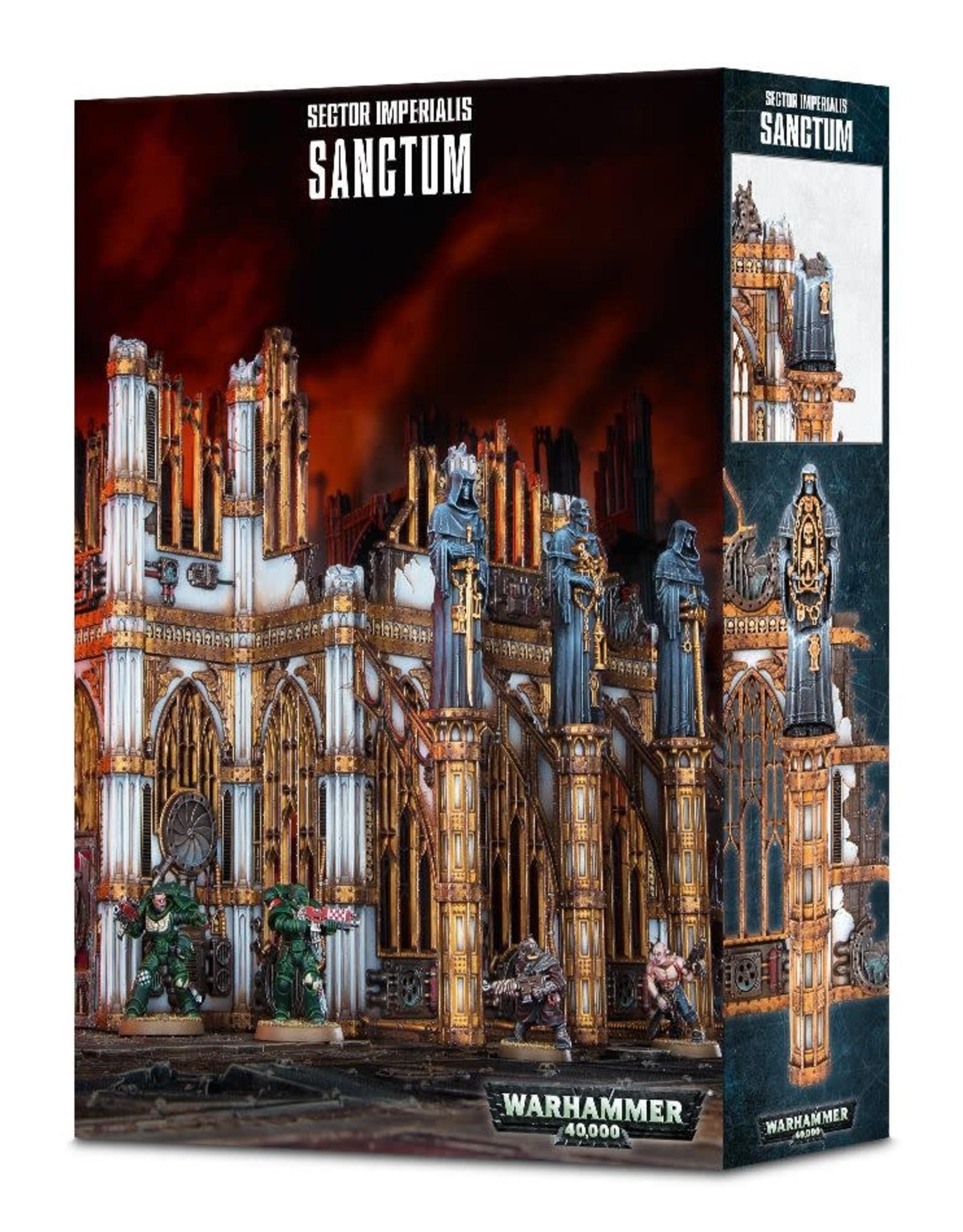Warhammer 40K Sector Imperialis: Sanctum