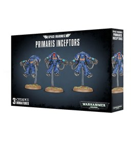 Warhammer 40K Space Marines Primaris Inceptors