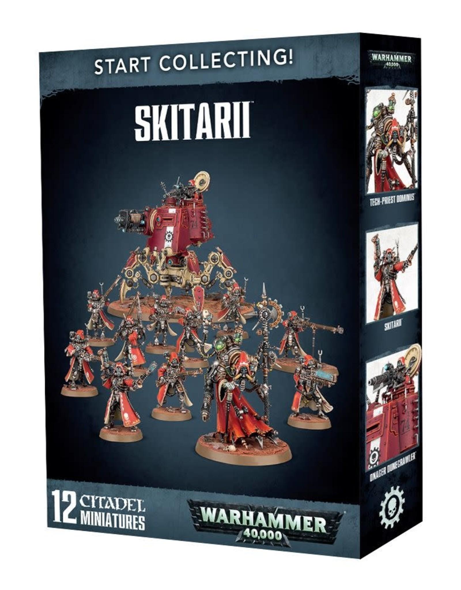 Warhammer 40K Start Collecting! Skitarii