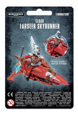 Warhammer 40K Warlock Skyrunner / Farseer Skyrunner