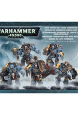 Warhammer 40K Space Wolves Wolf Guard Terminators