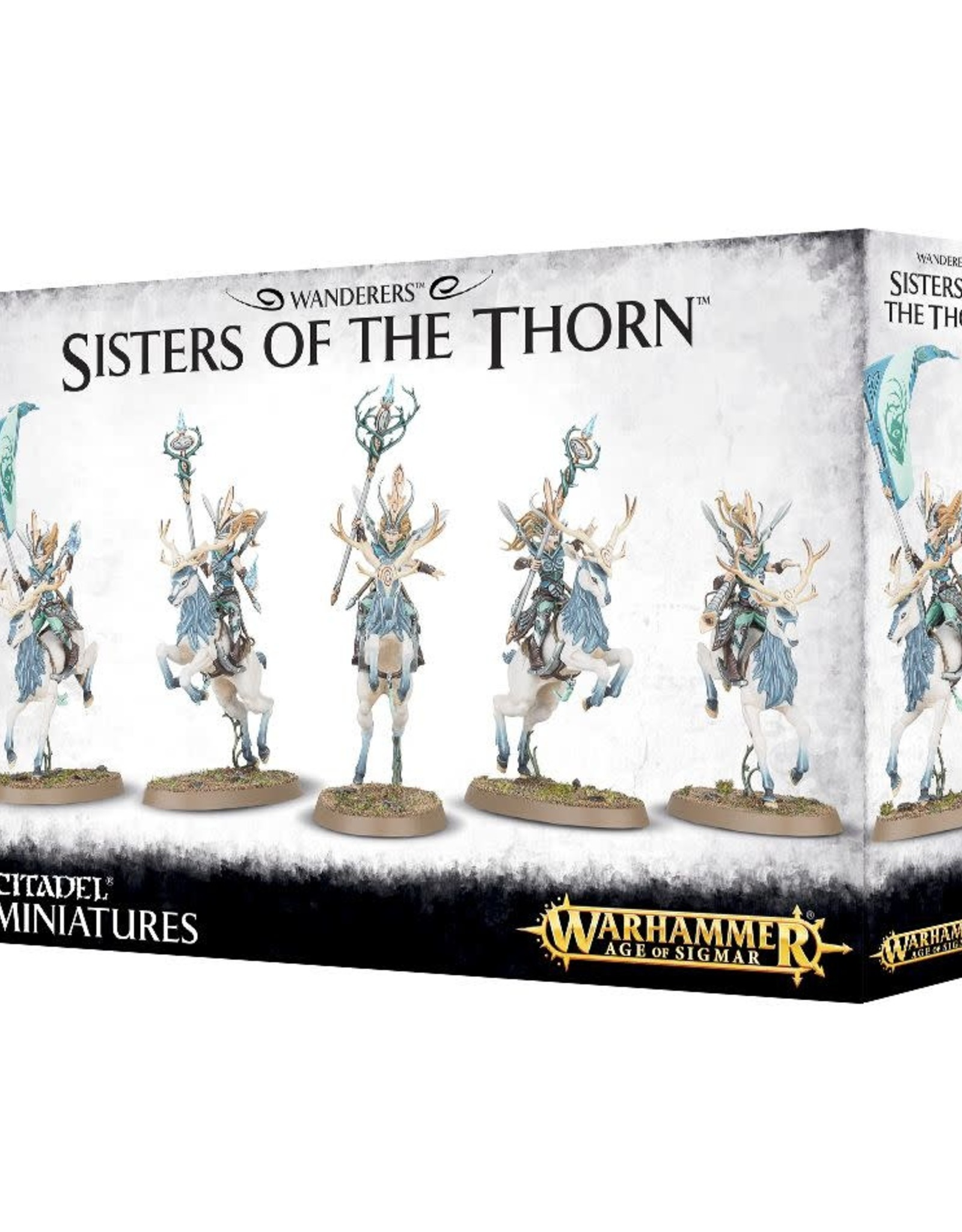 Age of Sigmar Wanderers Sisters of the Thorn