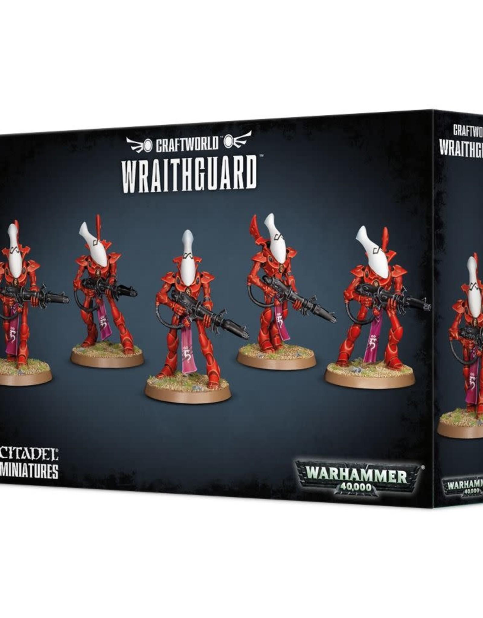 Warhammer 40K Craftworlds Wraithguard / Wraithblades