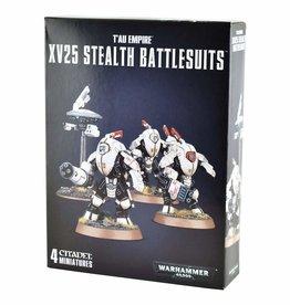 Warhammer 40K Tau Empire XV25 Stealth Battlesuit