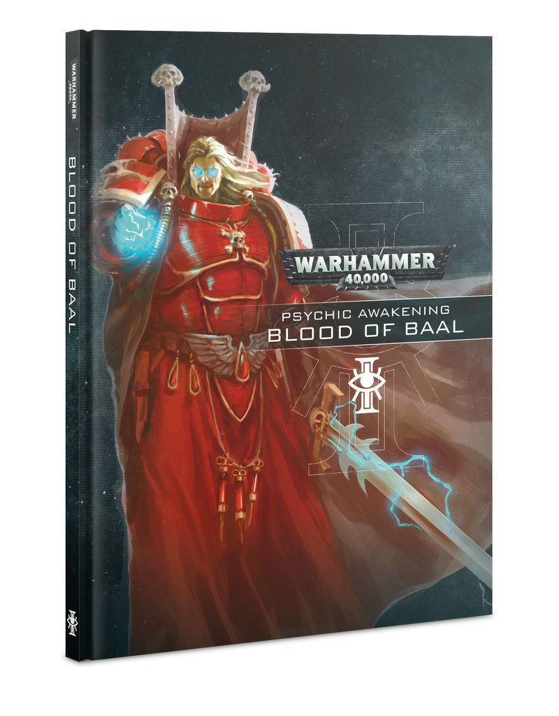 Warhammer 40K Psychic Awakening: Blood of Baal