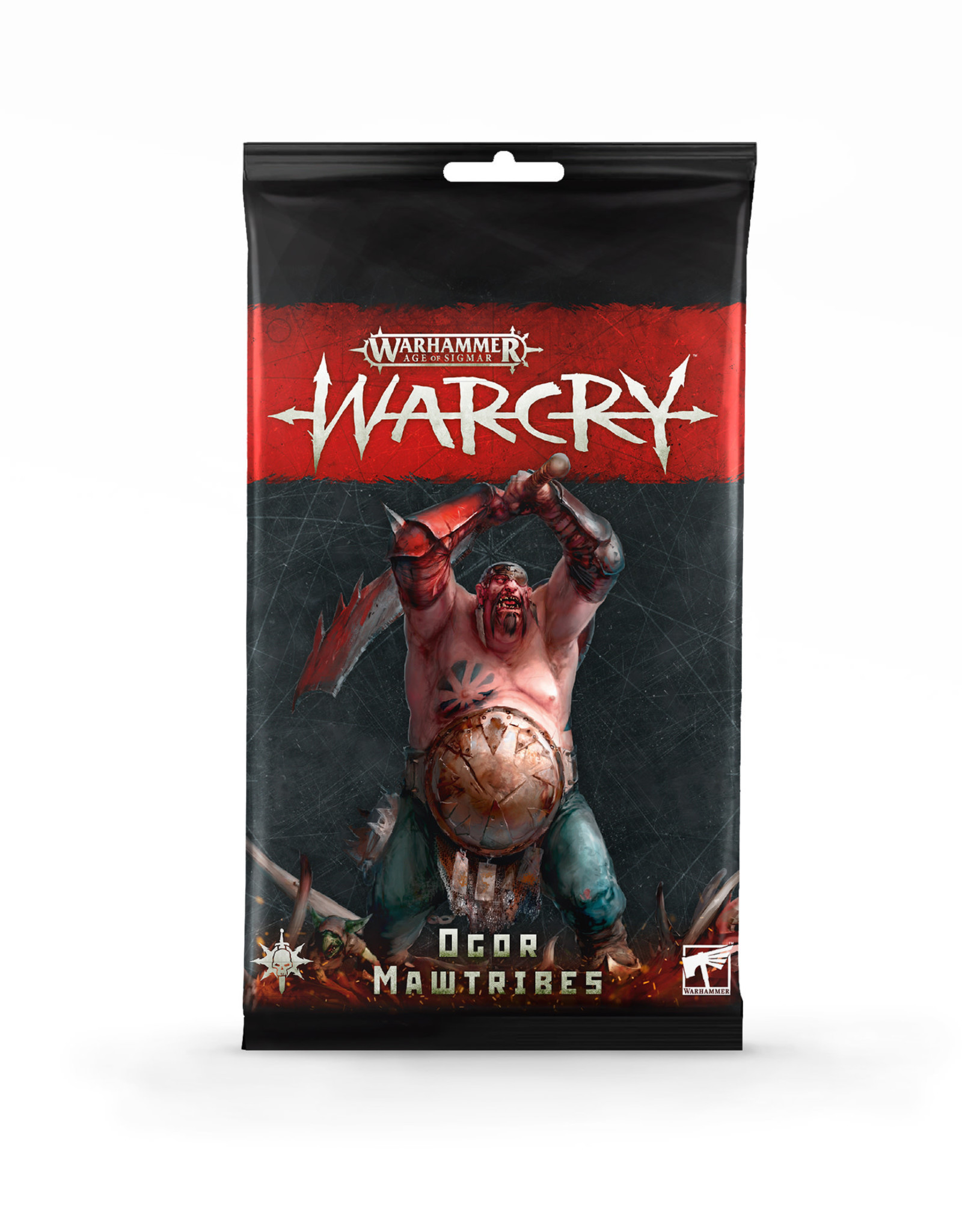 WarCry Warcry: Ogor Mawtribes Card Pack