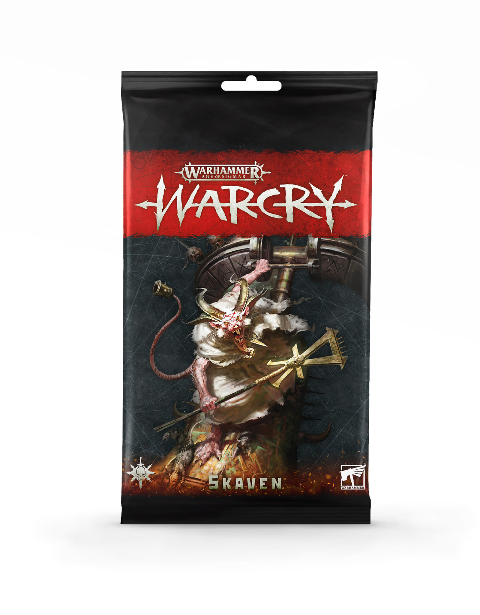 WarCry Warcry: Skaven Card Pack