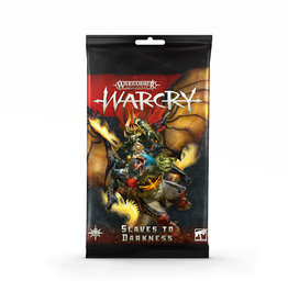 WarCry Warcry: Slaves to Darkness Card Pack