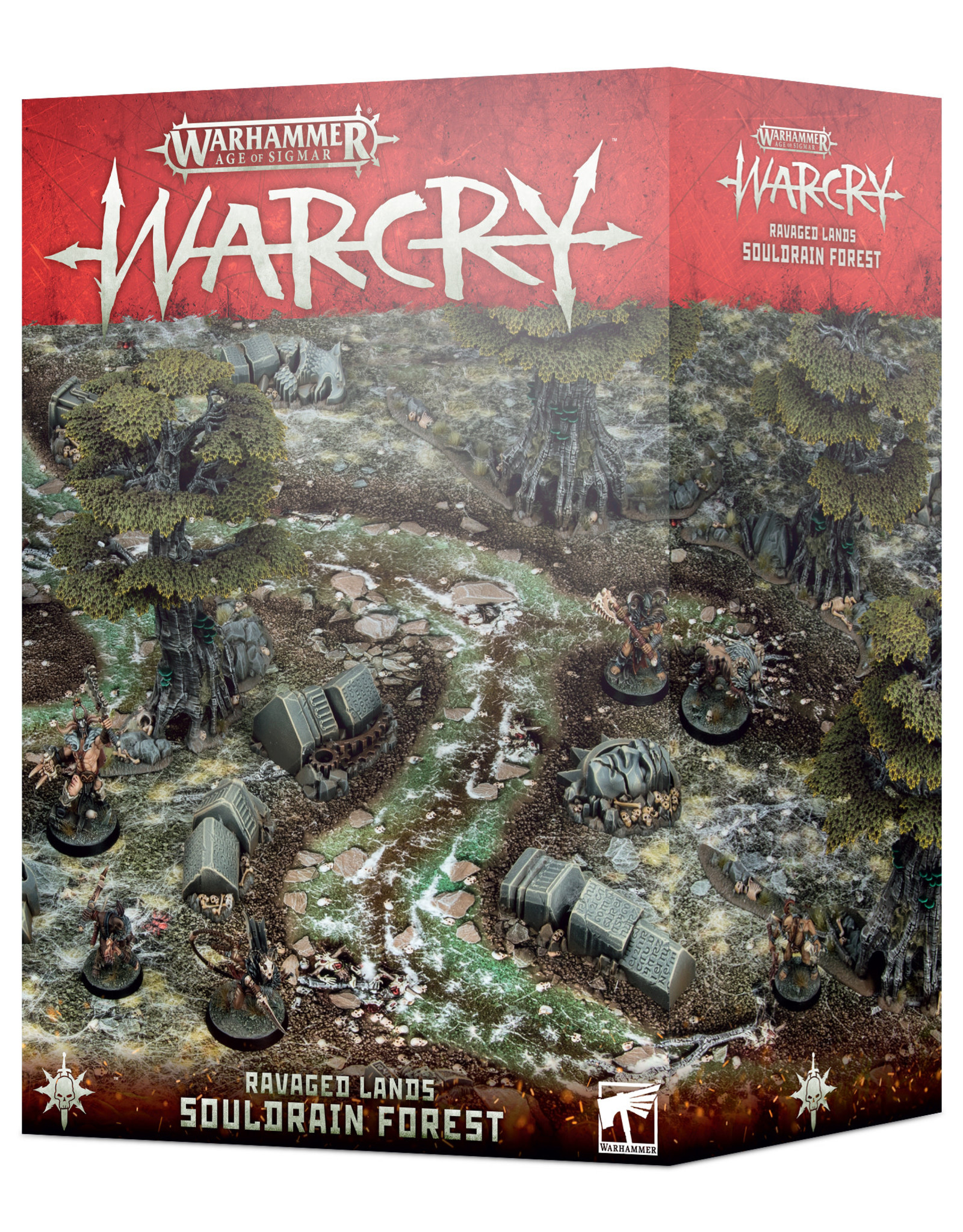 WarCry Warcry: Souldrain Forest
