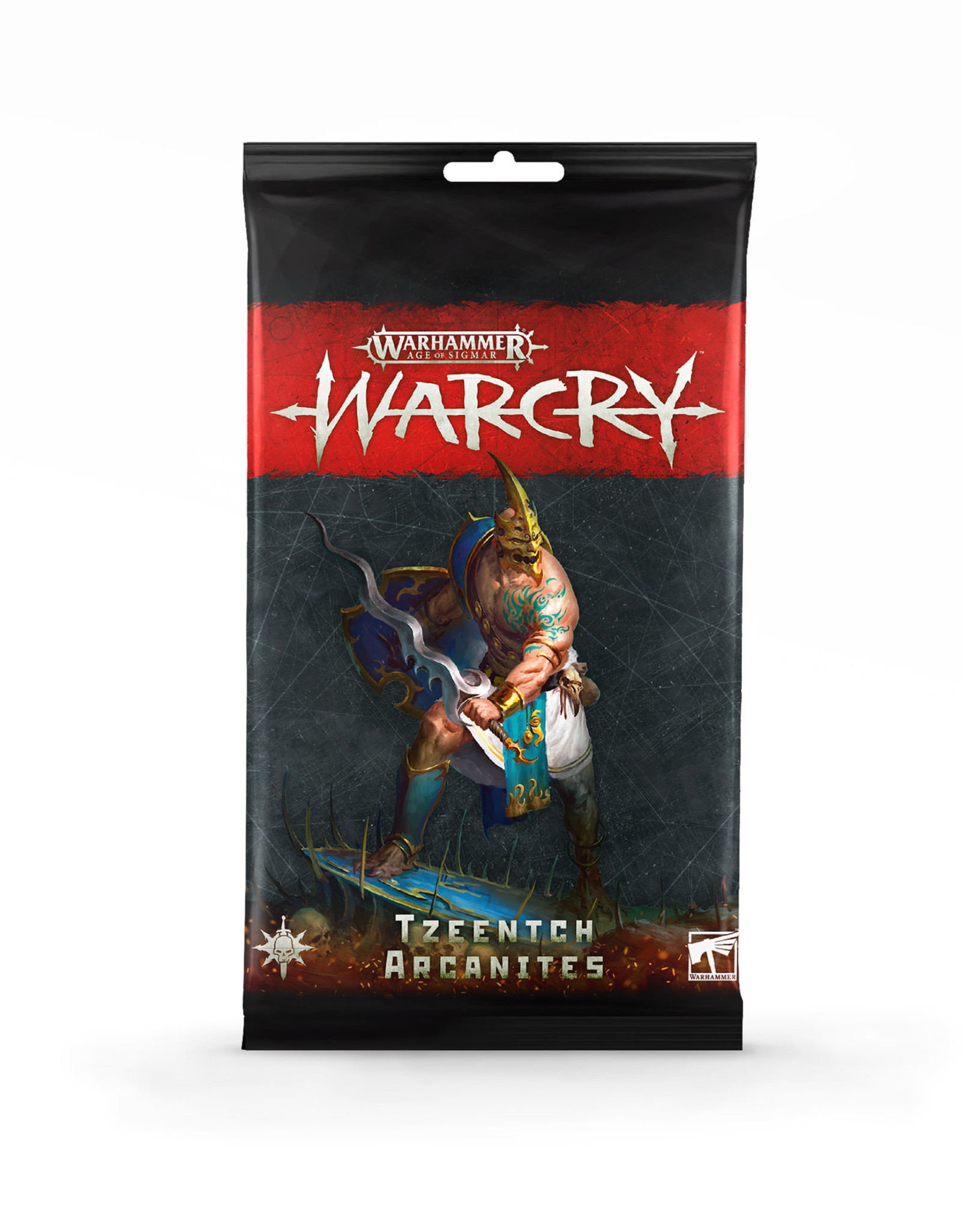 WarCry Warcry: Tzeentch Arcanites Card Pack