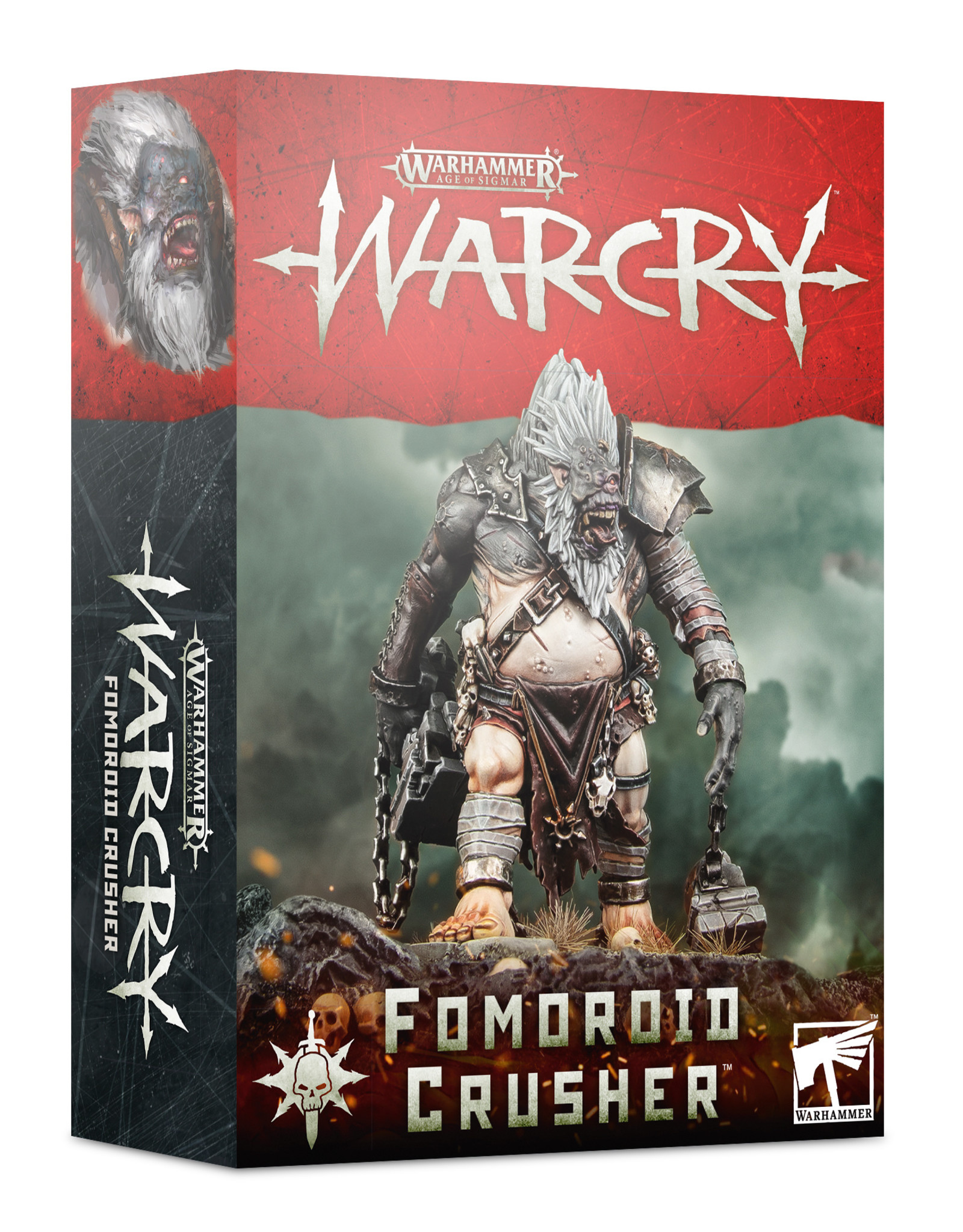 WarCry Warcry: Fomoroid Crusher