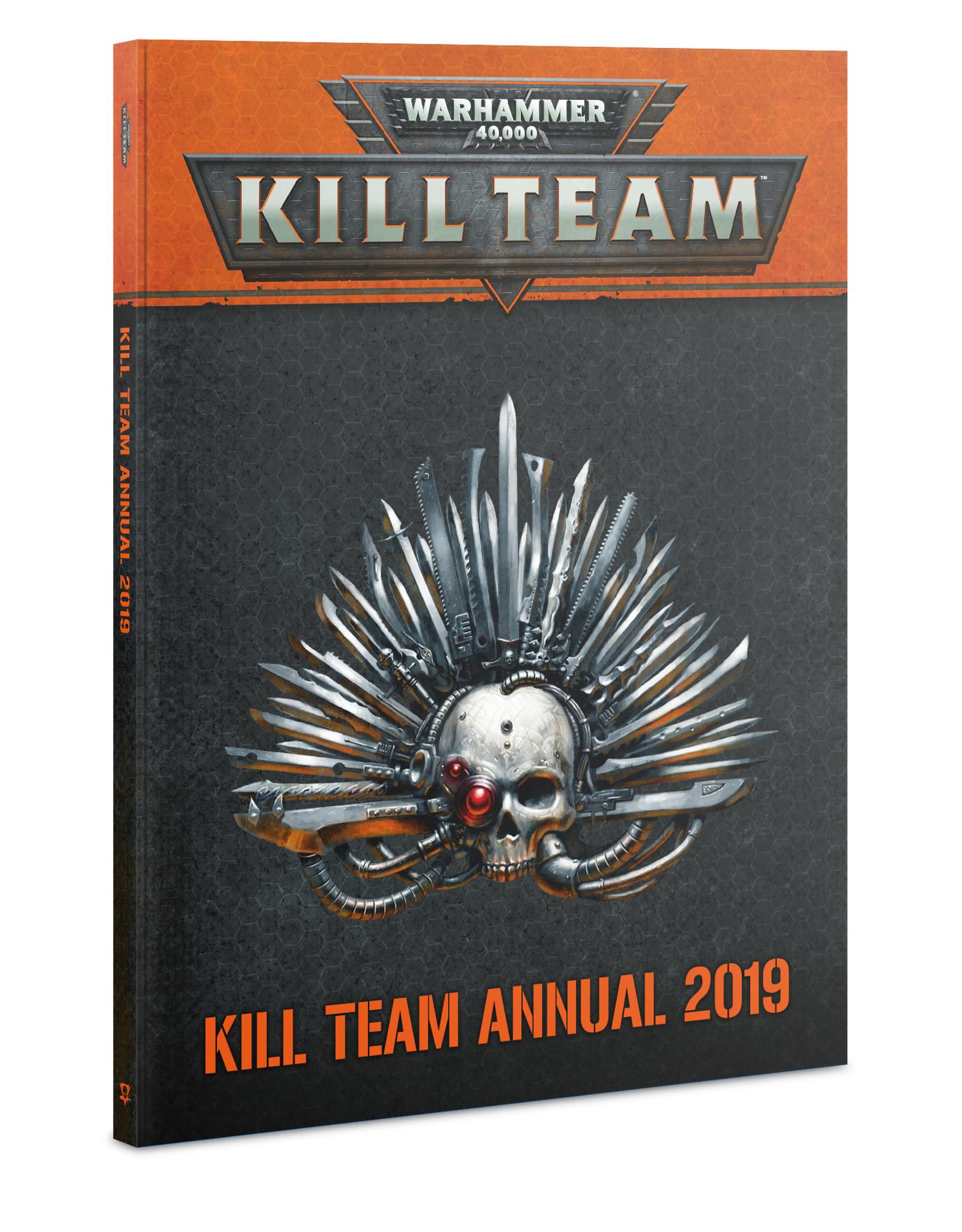 Kill Team Kill Team: Annual 2019