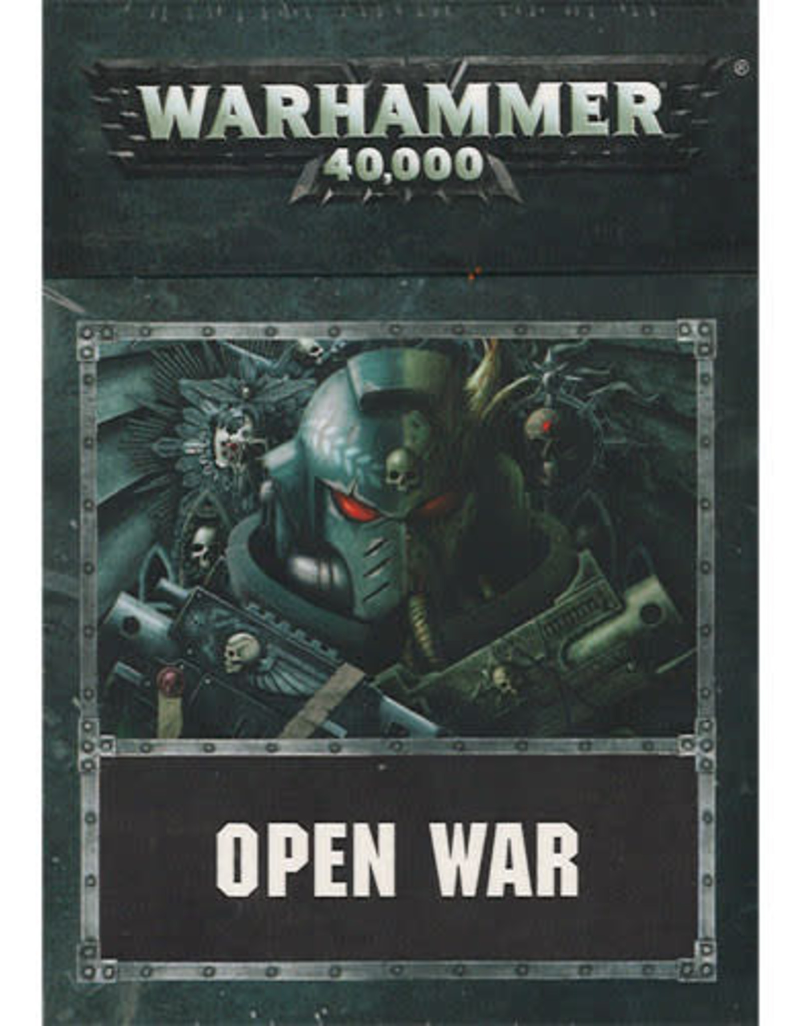 Warhammer 40K 40K Open War Cards
