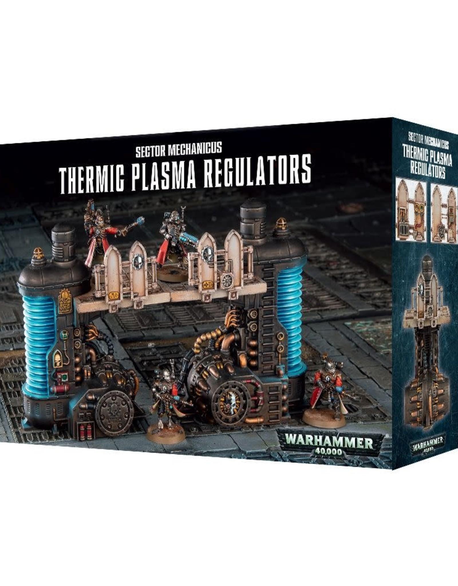 Warhammer 40K Sector Mechanicus: Thermic Plasma Regulators