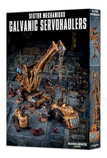 Warhammer 40K Sector Mechanicus: Galvanic Servo-Haulers