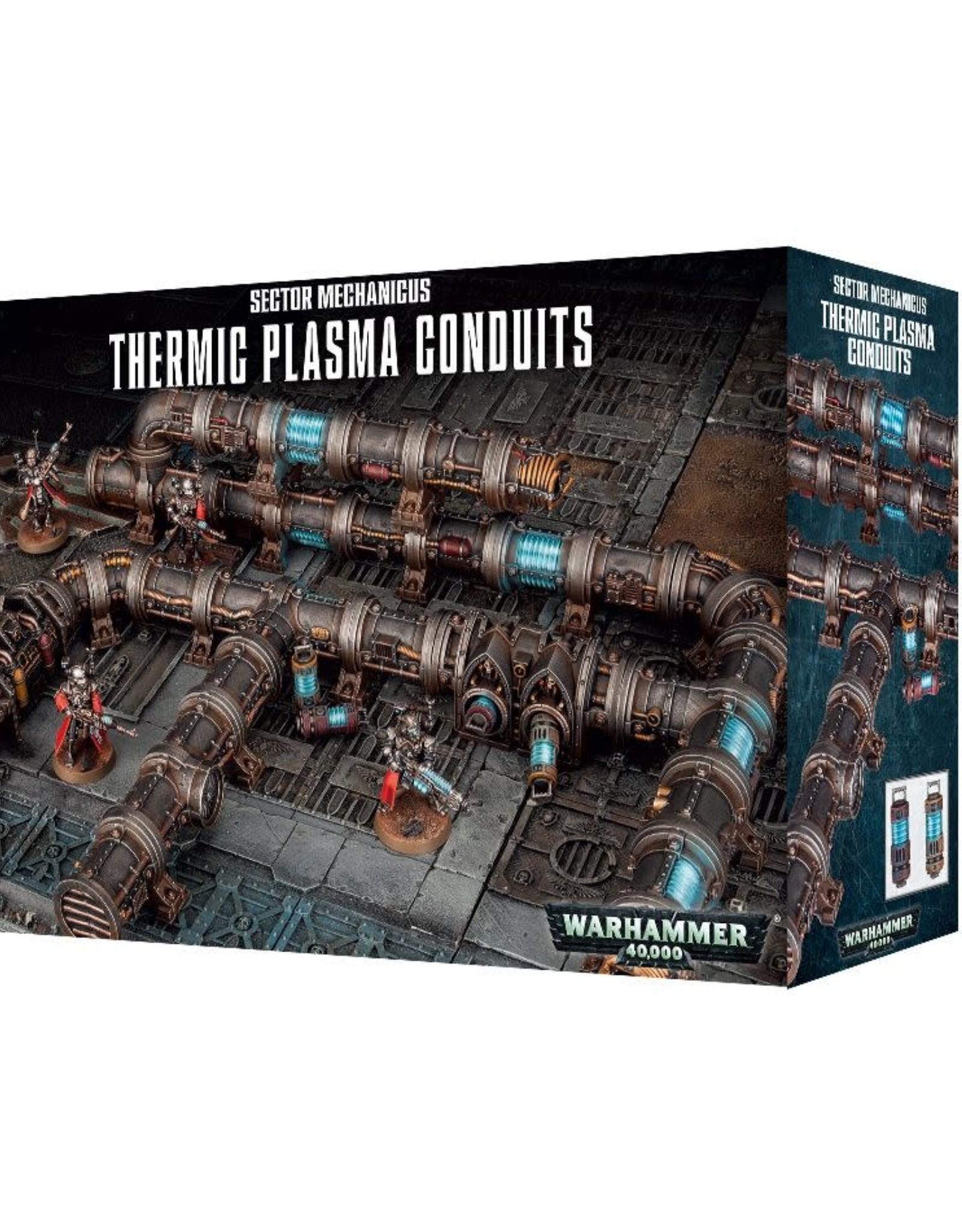 Warhammer 40K Sector Mechanicus: Thermic Plasma Conduits