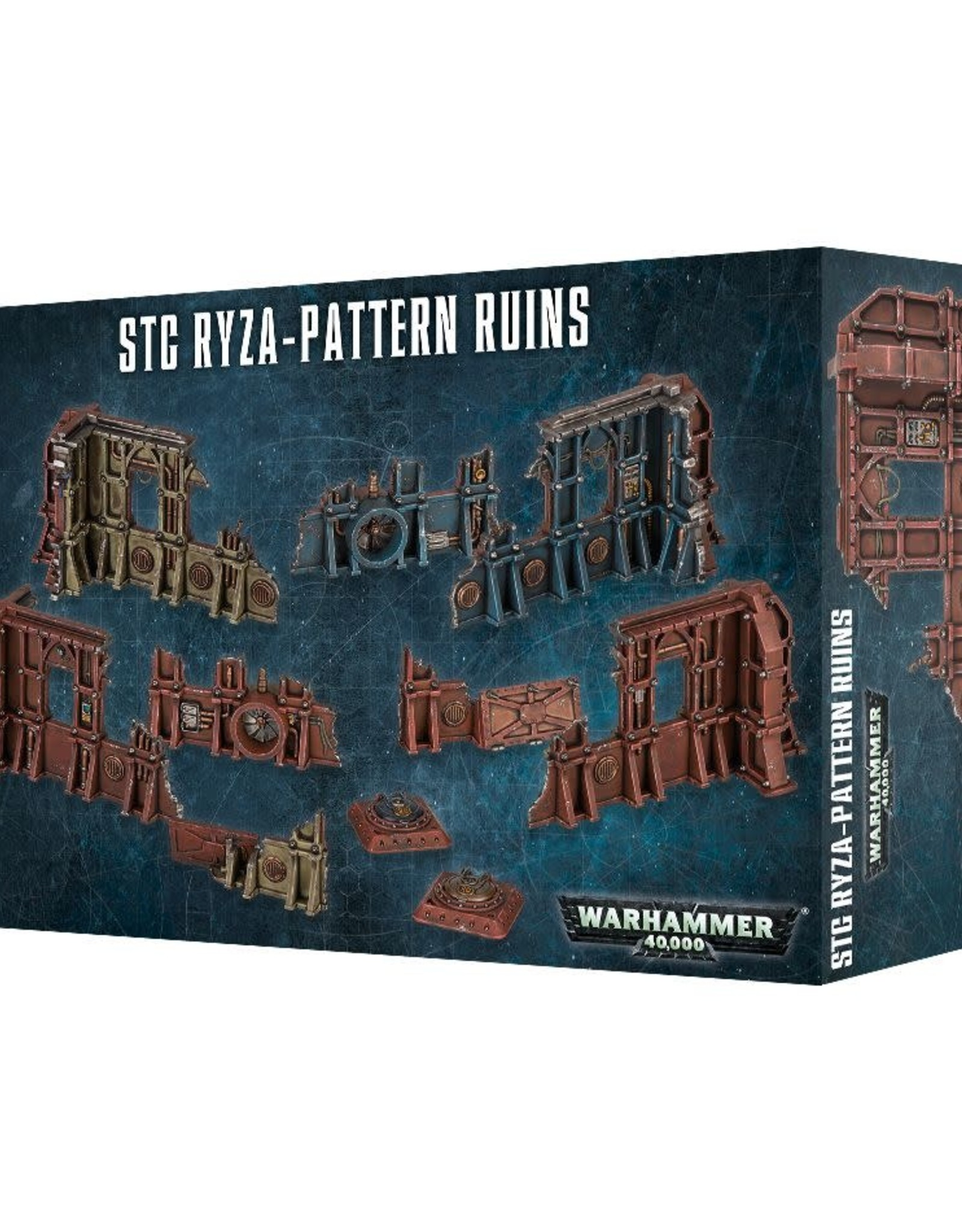 Warhammer 40K STC Ryza-Pattern Ruins