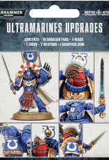 Warhammer 40K Ultramarines Upgrades