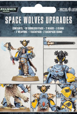 Warhammer 40K Space Wolves Upgrades