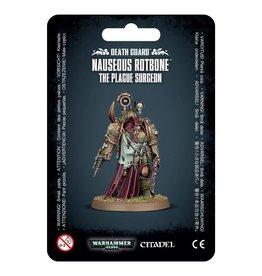 Warhammer 40K Death Guard Nauseous Rotbone