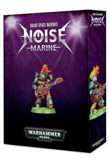 Warhammer 40K Chaos Space Marines Noise Marine