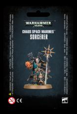 Warhammer 40K Chaos Space Marines Sorceror