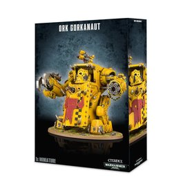 Warhammer 40K Orks Gorkanaut / Morkanaut