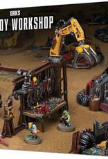 Warhammer 40K Orks Mekboy Workshop