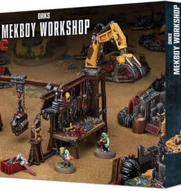 Warhammer 40K Orks Mekboy Workshop