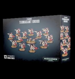 Warhammer 40K Tyranids Termagant Brood