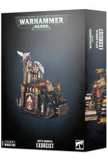 Warhammer 40K Adepta Sororitas Exorcist