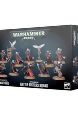 Warhammer 40K Adepta Sororitas Battle Sisters Squad
