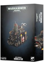 Warhammer 40K Adepta Sororitas Immolator