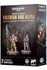 Warhammer 40K Talons of the Emperor: Valerian and Aleya