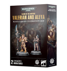 Warhammer 40K Talons of the Emperor: Valerian and Aleya