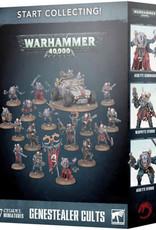 Warhammer 40K Start Collecting! Genestealer Cults