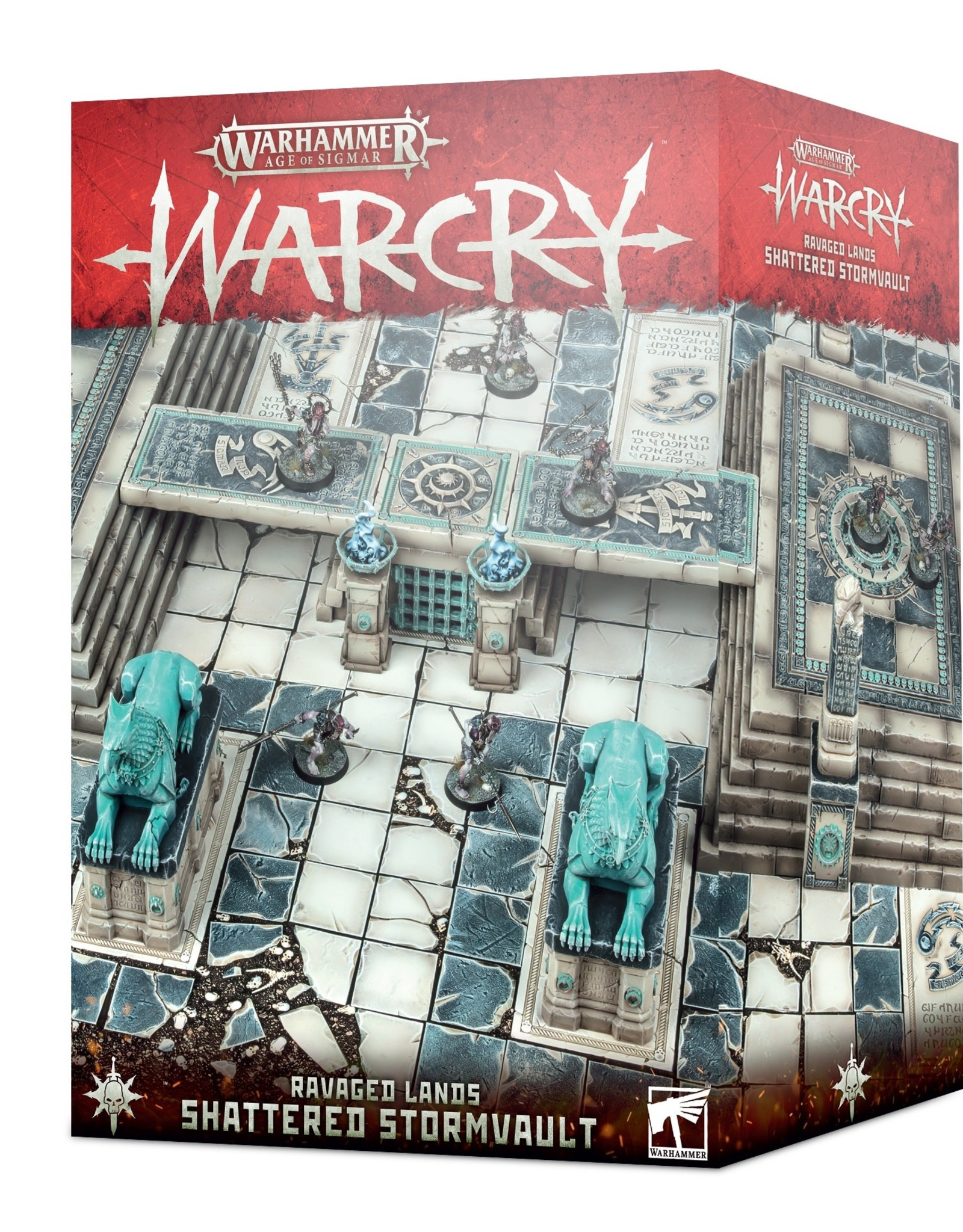 WarCry Warcry: Shattered Stormvault