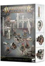 Age of Sigmar AoS: Azyrite Shattered Plaza