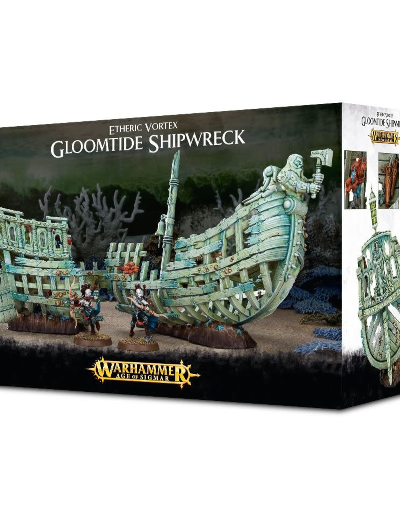 Age of Sigmar Etheric Vortex: Gloomtide Shipwreck