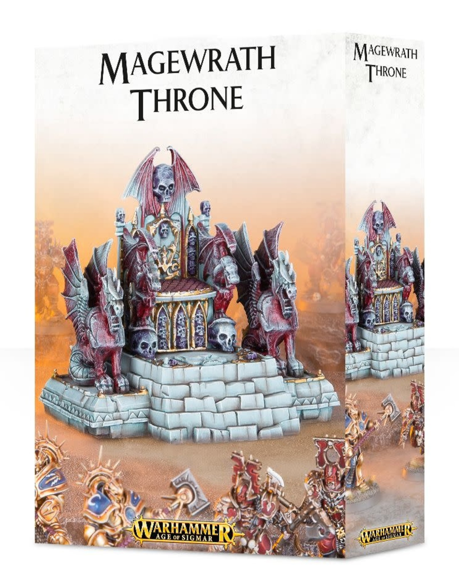 Age of Sigmar Magewrath Throne